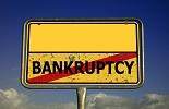 Aantal Nederlandse faillissementen stijgt dit jaar met 44 procent