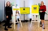 Staatssecretaris Mona Keizer maakt ondernemend Nederland bewust van zakelijke kansen door Intellectueel Eigendom